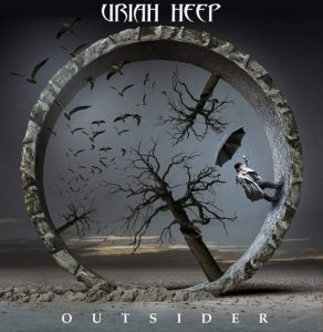 Uriah Heep – Outsider | Echoes And Dust