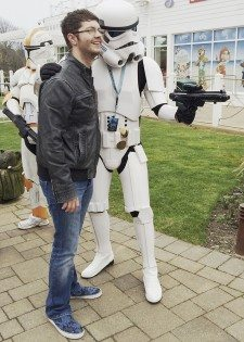 Not the Droids you are looking for…