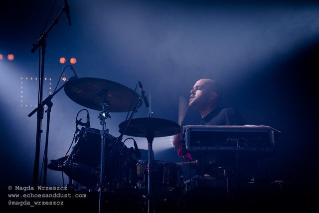 BeHn Stacy at Dunk!festival. (Photo by Magda Wrzeszcz)