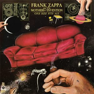 Zappa - One Size Fits All