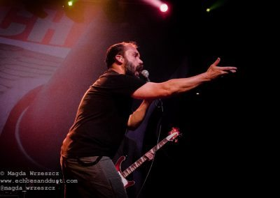 Clutch @ The Roundhouse
