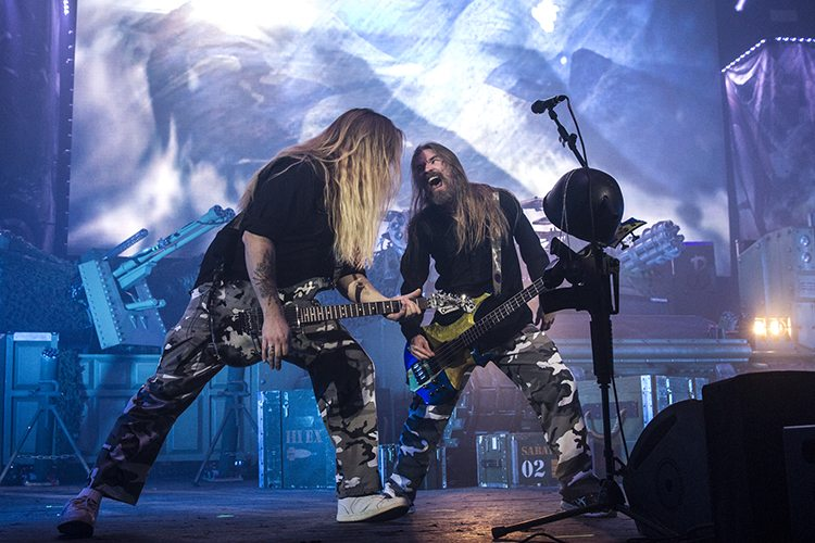 Sabaton Accept Echoes And Dust