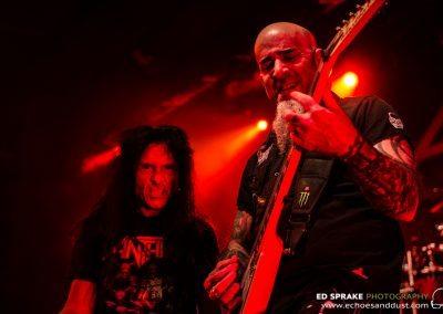 Anthrax @ Academy 1 Manchester