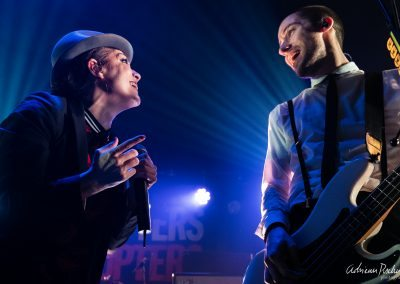 The Interrupters @ The Dome