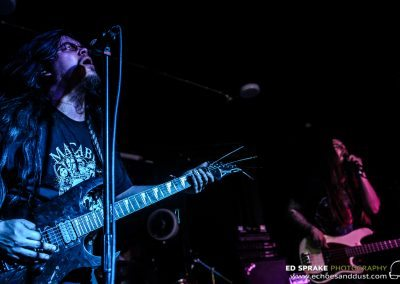 Under at The Star and Garter, Manchester, 02 April 2017