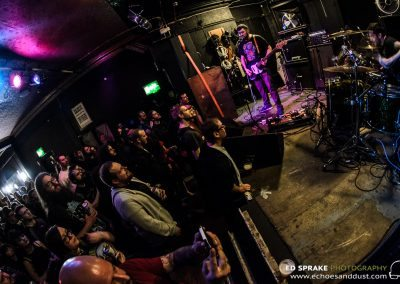Big Business at The Star and Garter, Manchester, 02 April 2017