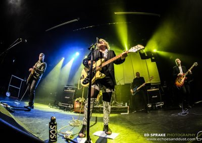 Brix and the Extricated @ The O2 Ritz, Manchester