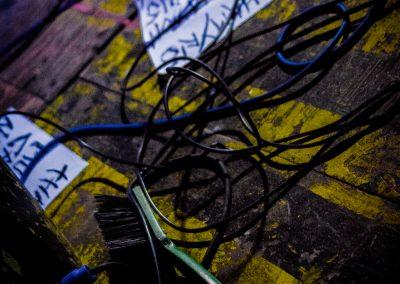 Grave Lines @ Electrowerkz