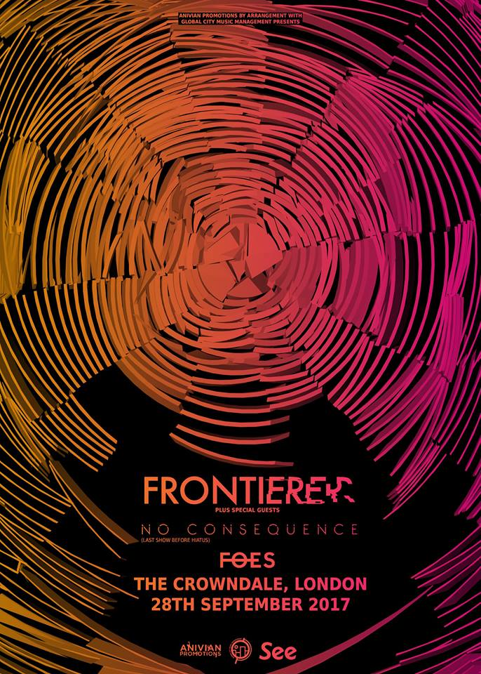 Frontierer, No Consequence, F.O.E.S.