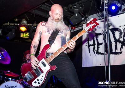 Hellrad @ The Underworld Camden