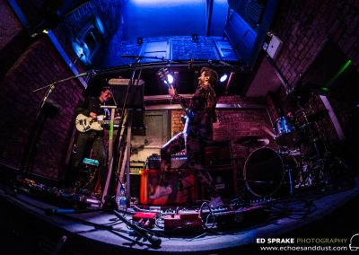 Charlie Barnes, Live at The Eagle Inn, Salford, 21 Mar 2018