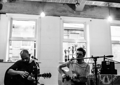 Sphelm, live at 57 Thomas Street, Manchester. 24 April 2018