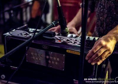 Kavus Torabi, live at 57 Thomas Street, Manchester. 24 April 201
