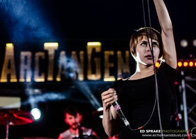 Rolo Tomassi, live at ArcTanGent 2018