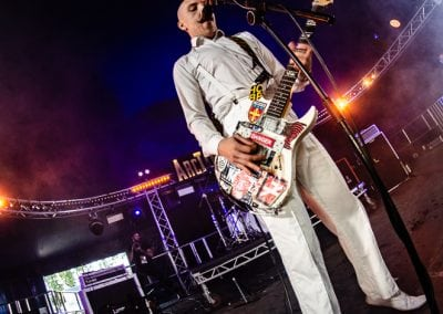Jamie Lenman, live at ArcTanGent 2018