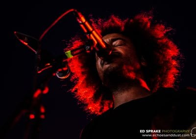 Zeal and Ardor, live at ArcTanGent 2018