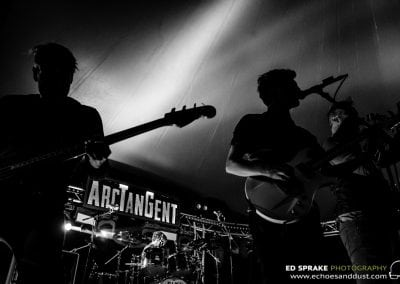 Leprous, live at ArcTanGent 2018
