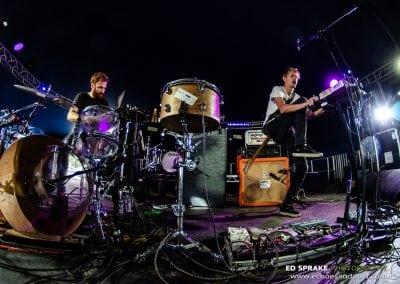 La Jungle, live at ArcTanGent 2018