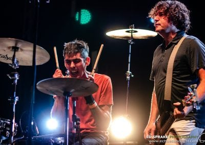 Shellac, live at ArcTanGent 2018