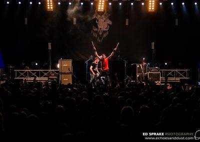 Shellac, live at ArcTanGent 2018