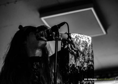 She The Throne, Live at Aatma, Manchester