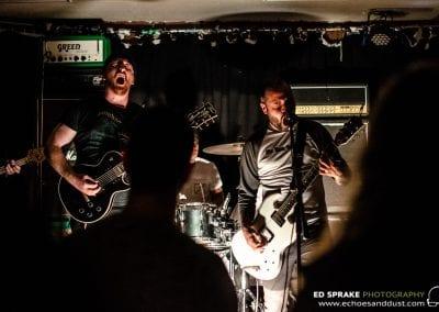 Glarus, Live at Aatma, Manchester