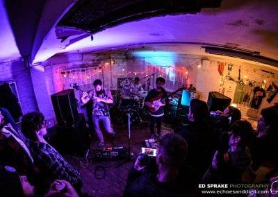 Trigger Thumb. live at CHUNK, Leeds