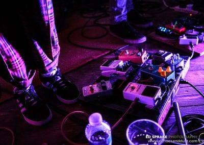 No Violet, live at CHUNK, Leeds
