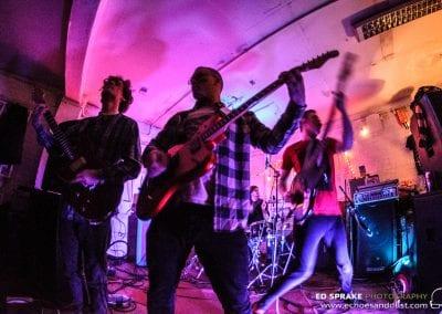 Body Hound, live at CHUNK, Leeds