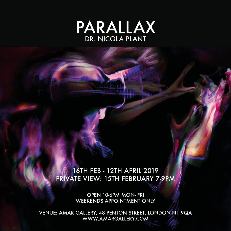 Parallax: Dr Nicola Plant, Metalogue