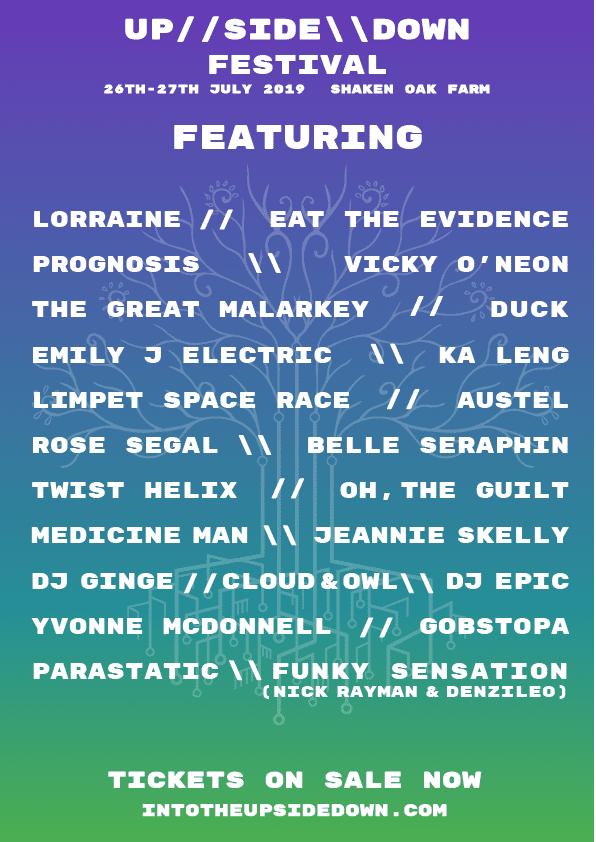 Upsidedown Festival 2019