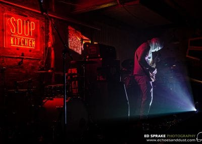 Binge, live at Soup Kitchen, Manchester