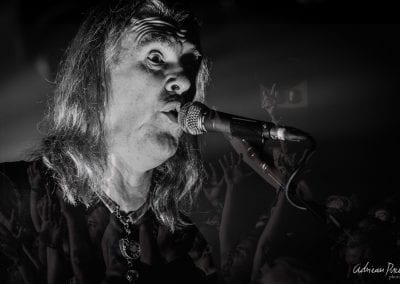 New Model Army @A38, Budapest
