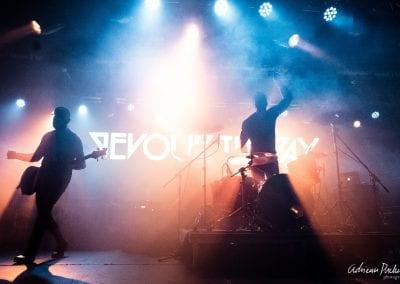 Devour the Day @Akvárium Klub