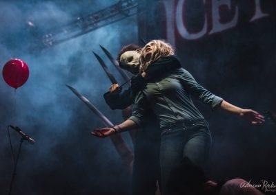 Ice Nine Kills @Budapest Park