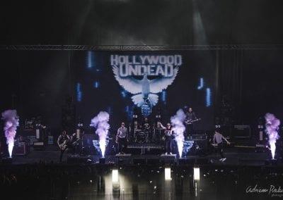 Hollywood Undead @Budapest Park