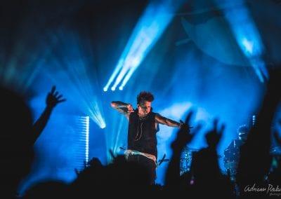 Papa Roach @Budapest Park